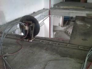 beton kesme