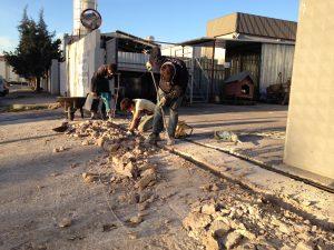tuzla beton kırma